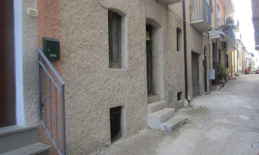 unità immobiliare su due livelli ad Amendolara paese